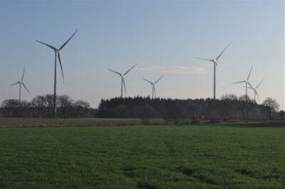 Windkraft in Geestland