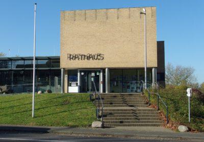 Geestland, Rathaus Langen