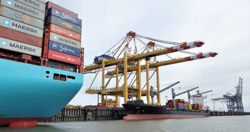 Hafen in Bremerhaven