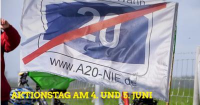 Aktionstag gegen A20
