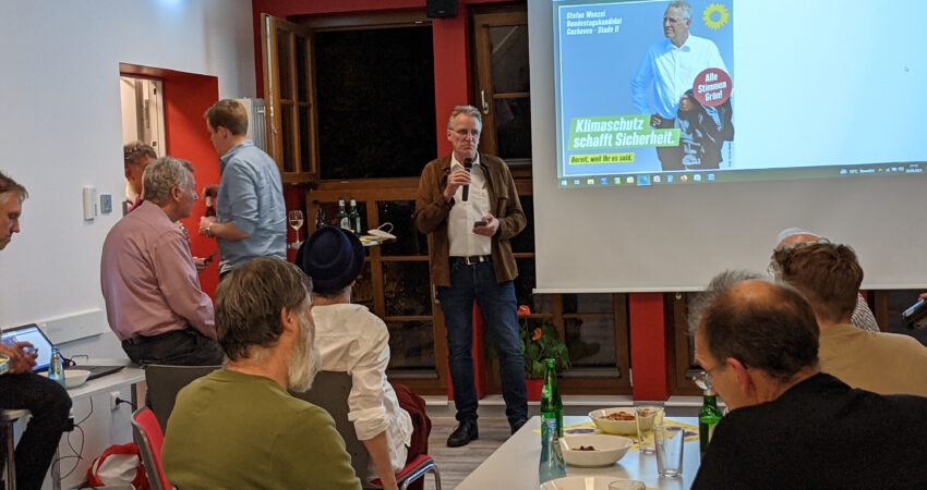 Wahlparty in Cuxhaven